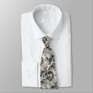 Chat de Cheshire Cravate