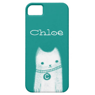 Chat de Chloe Coques iPhone 5