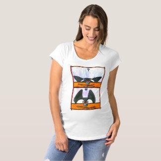 Chat de sushi ! Mamans T-Shirt De Maternité