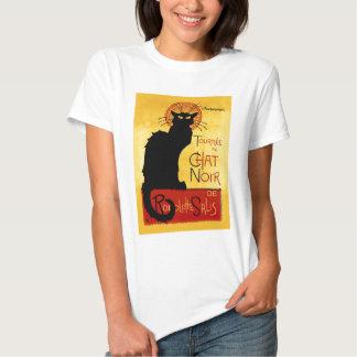 Chat noir Vintage Tournée du Chat Noir, Theophile T Shirt
