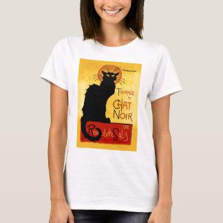 Chat noir Vintage Tournée du Chat Noir, Theophile T-shirt