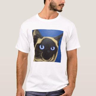 Chat siamois t-shirt