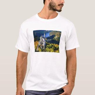 Château Allemagne si belle et commandant de T-shirt