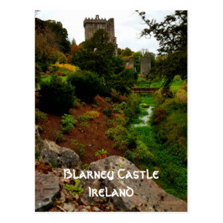 Château de cajolerie, Irlande Cartes Postales