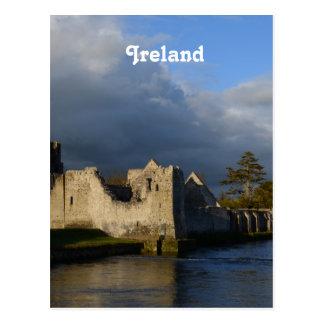 Château de Desmond dans Adare Irlande Cartes Postales