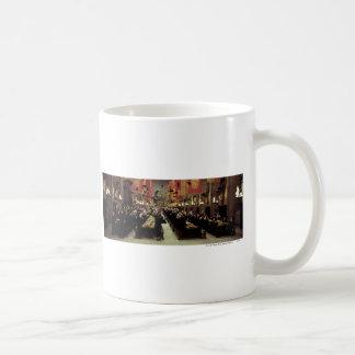Château | de Harry Potter le grand hall Mug