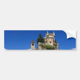 Château de Saint Pierre, Italie Autocollant Pour Voiture