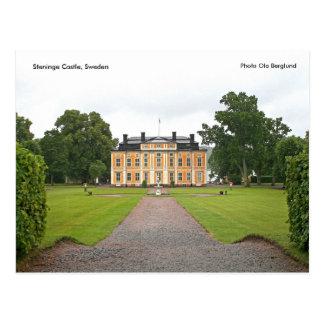 Château de Steninge, Suède, photo O… Carte Postale