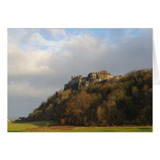 Château de Stirling Carte