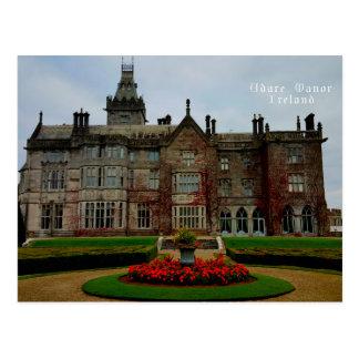 Château en Irlande Cartes Postales