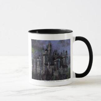 Château magnifique de Hogwarts Mug