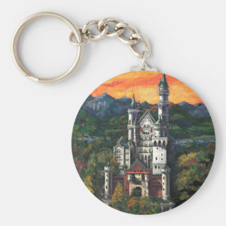 Château Schloss Neuschwanstein Porte-clés