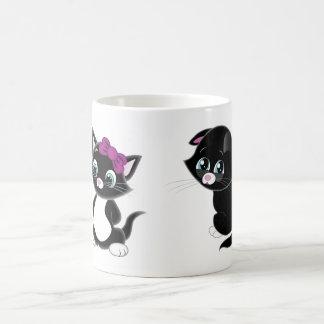 Chaton triste mug
