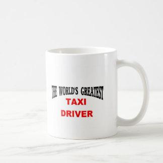 chauffeur de taxi mug