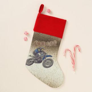 Chaussette De Noël S'enliser de boue de la vie de boue de vélo de