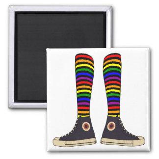 Chaussettes de LGBT Aimant