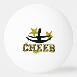 Cheerleader Pingpongballen