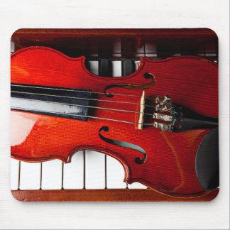 Chefs d'oeuvre - violon et piano tapis de souris