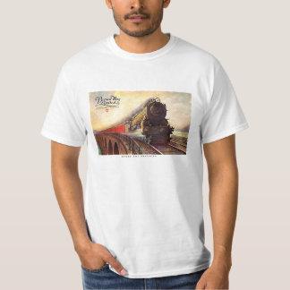 Chemin de fer Broadway de la Pennsylvanie limité T-shirt