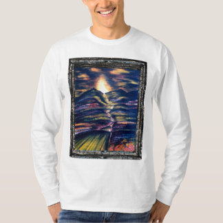 Chemin de la vie, prière pour la guérison t-shirt