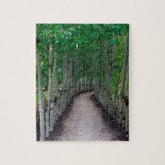 Chemin de parc puzzle