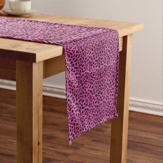Chemin De Table Court Chemin de table de 35,5 cm x 183 cm Leopard