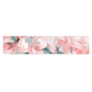 Chemin De Table Court flowers2bflowers et #flowers de motif d'oiseaux