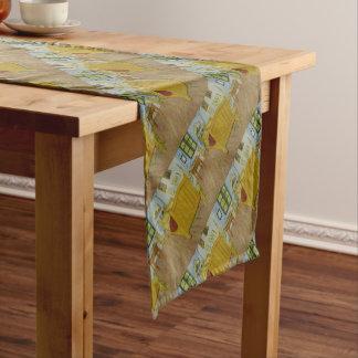 Chemin De Table Court Vincen Van Gogh - chambre à coucher dans la