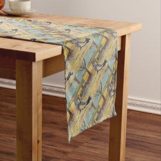 Chemin De Table Court Vincent van Gogh - le peintre sur son chemin de