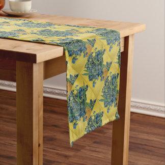 Chemin De Table Court Vincent van Gogh - oeuvre d'art d'iris