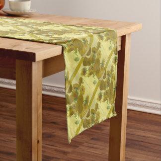 Chemin De Table Court Vincent van Gogh - tournesols - peinture classique