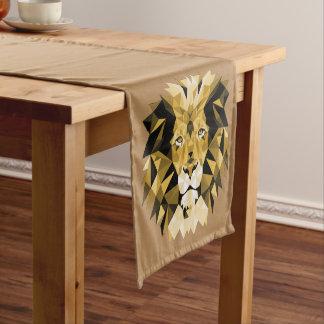 Chemin De Table Long Lion de Brown