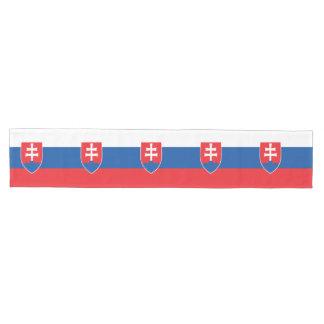 Chemin De Table Moyen Drapeau de la Slovaquie