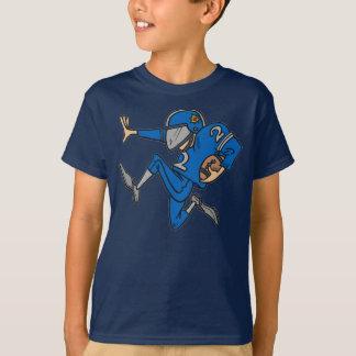 Chemise courante du football t-shirt