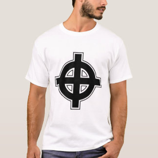 Chemise croisée de Viking T-shirt