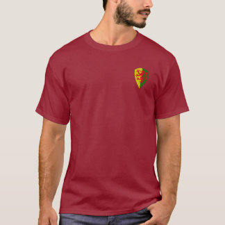 Chemise d'affiche de maréchal de William T-shirt