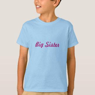 Chemise d'amusement pour une grande soeur t-shirt