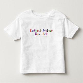 Chemise d'autisme t-shirt pour les tous petits