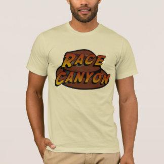 Chemise d'aventure de canyon de course t-shirt