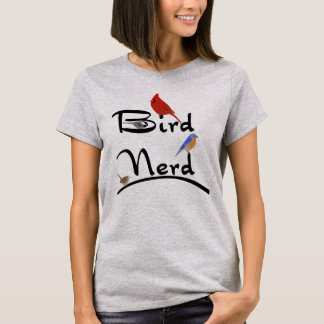 Chemise de ballot d'oiseau t-shirt