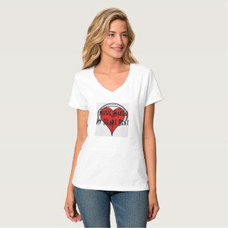 Chemise de battement de coeur de la musique des t-shirt