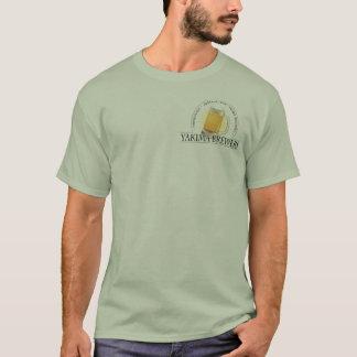 Chemise de brasseurs de Yakima - customisée T-shirt