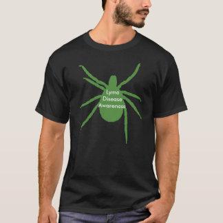 Chemise de conscience de la maladie de Lyme avec T-shirt