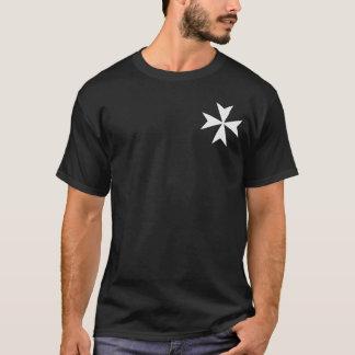 Chemise de cri de bataille de Hospitaller de T-shirt