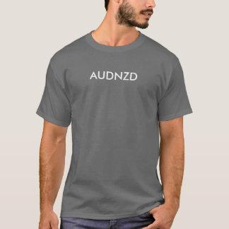 Chemise de devise d'AUDNZD T-shirt