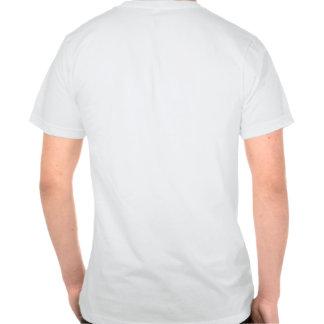 Chemise de drapeau de code de zoulou t-shirts