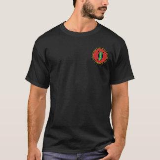 Chemise de guerrier de zoulou de Shaka T-shirt
