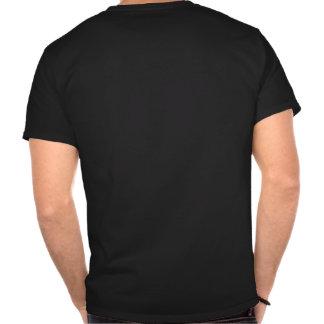 Chemise de guerrier de zoulou de Shaka Tee Shirt