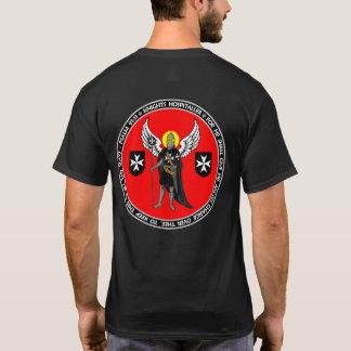 Chemise de joint d'ange gardien de Hospitaller de T-shirt