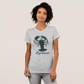 Chemise de la Nouvelle-Écosse de homard de T-shirt